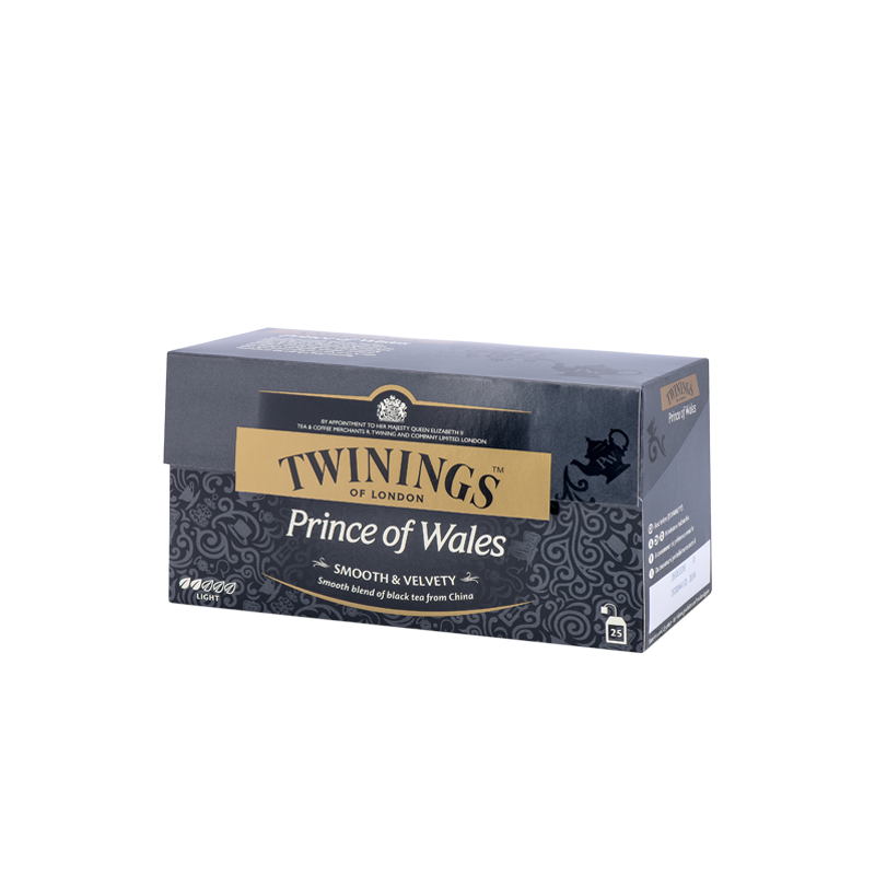 """Twinings """"Prince of Wales"""" Aufgussbeutel"""