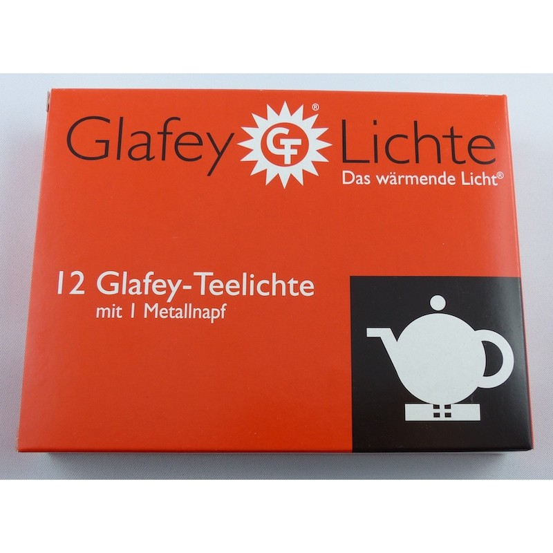 Glafey-Teelichter Nr. 38