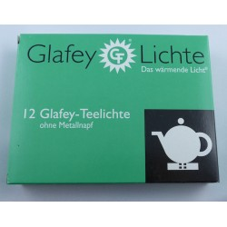 Glafey-Teelichter Nr. 37