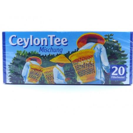 Ceylon Schwarztee-Mischung Aufgussbeutel