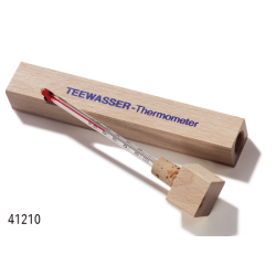 Teewasser-Thermometer im...