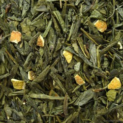 Sencha Orange-Ingwer