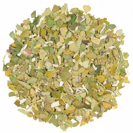 Mate grün Ingwer-Limone