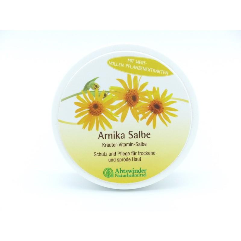 Arnikasalbe Kräuter-Vitamin-Salbe ohne Konservierungsstoffe