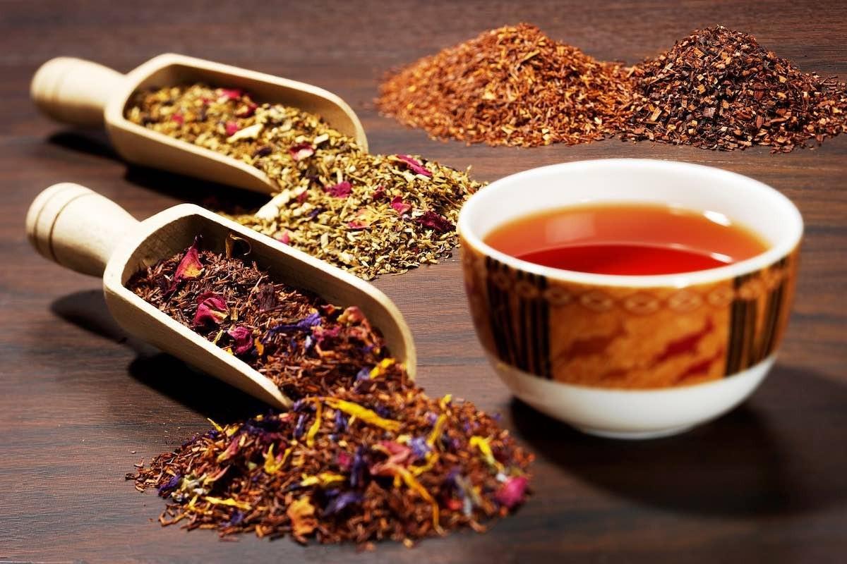 Rotbusch Tee